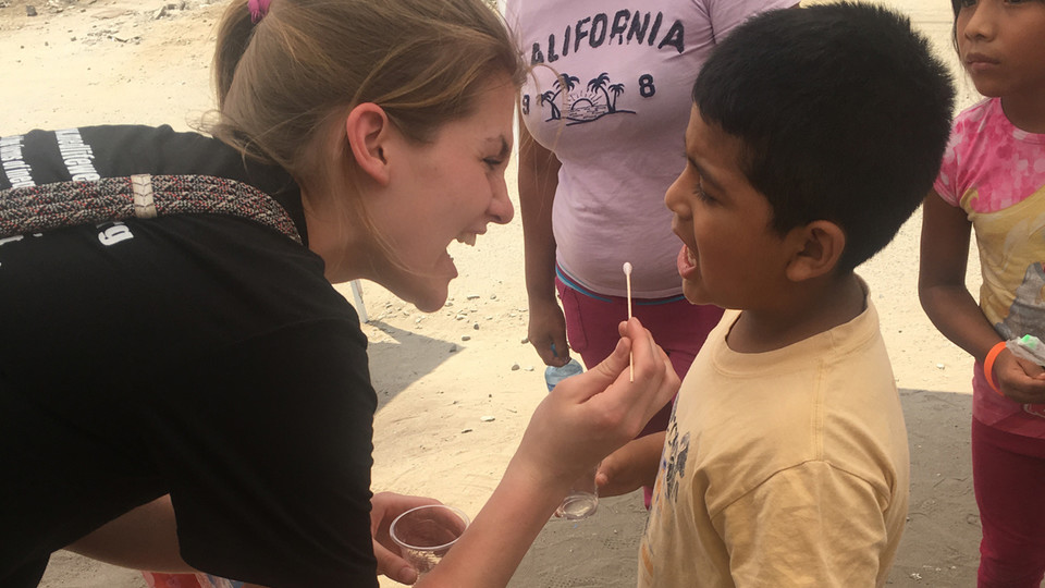 Huskers to spend spring break helping South American communities