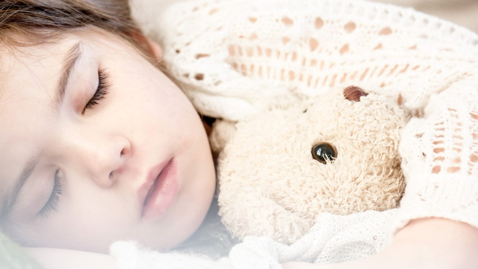 Study finds link between kids' sleep habits, mental health