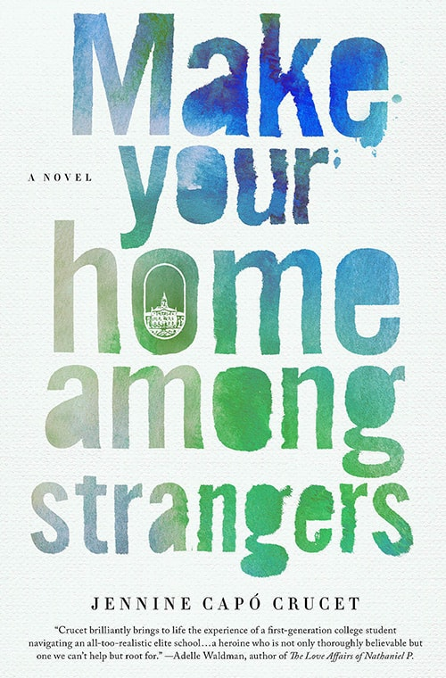 Book cover of Make Your Home Among Strangers