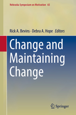 Change and Maintaining Change
